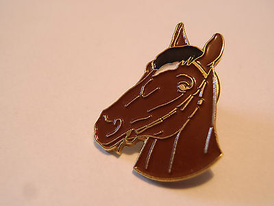 pin's cheval
