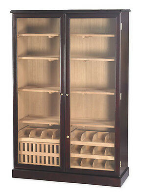 Commercial Display 4000 Cigar Cabinet Humidor / FREE SHIPPING