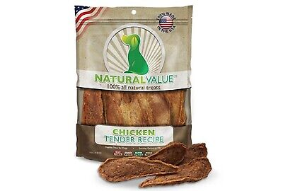Loving Pets Natural Value Soft Chew Chicken Tenders 16oz
