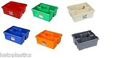 Plastic Tack Tray / Tack Box - Ideal For Grooming Horses, Excellent Quality!