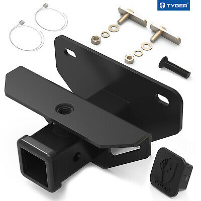 TYGER OE-Style Class 3 Towing Trailer Hitch Receiver & Cover Fit 03-Up Dodge Ram