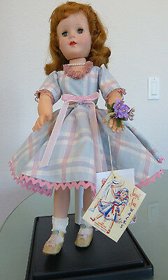 American Character Sweet Sue Walker Doll 1950's Hang Tags Included VVGC