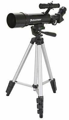 Celestron Travel Scope 50 Refractor Telescope for Travel, Compact, MPN 21038-CGL