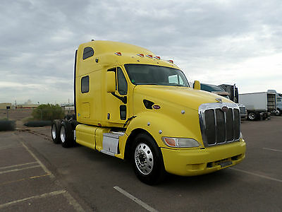 2007 Peterbilt isx 475HP 10 speed sleeper/condo