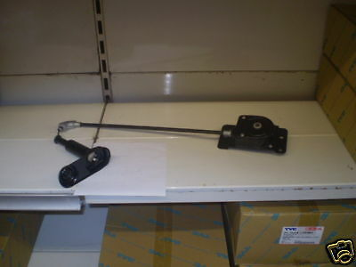 FORD TRANSIT RWD S/WHEEL SPARE WHEEL CARRIER  06-  NEW
