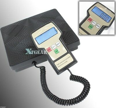 220LB HVAC A/C AC Refrigerant Charging Recovery Weight LCD Digital Scale