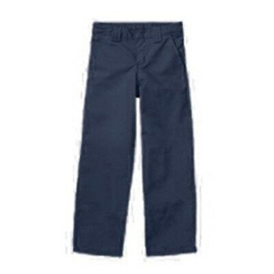 Boys Navy Color School Uniforms Pants Size: 6, 8, 10, 12, 14, 16