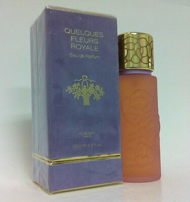 Quelques Fleurs Royale by Houbigant 100ml Edp Spray For Women