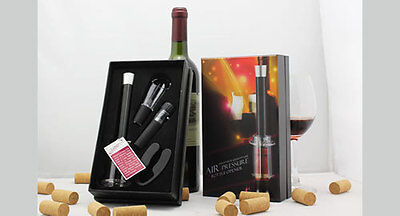 Wine Opener Air Pump Set Model AUS01