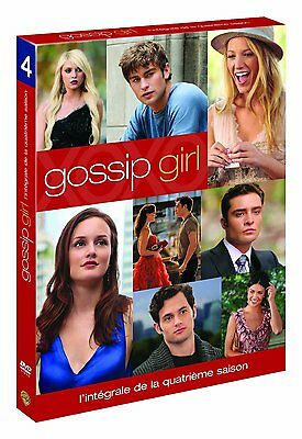 Gossip Girl, Integrale Saison 4 Neuf Sous Cello