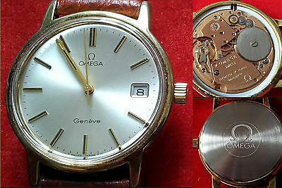 Prestigioso OMEGA GENEVE Swiss  Made Anni '70 ***INTROVABILE***
