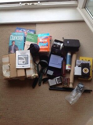 Job Lot Of Car Boot Items Mixed Box