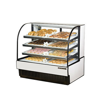 "True Bilt 50"" Dry Pastry Case"