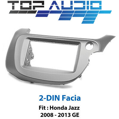 Honda Jazz GE Car Stereo Radio DOUBLE 2 DIN facia Fascia Dash Panel Trim