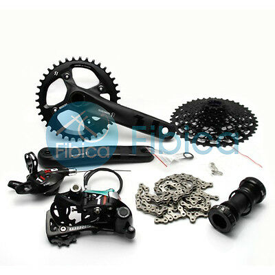 New 2014 SRAM X1 X01 1x11-speed Mountain Type 2 Groupset Group Trigger
