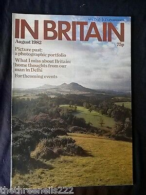 In  Britain - Aug 1982 - What I Miss About Britain  Trevor Fishlock