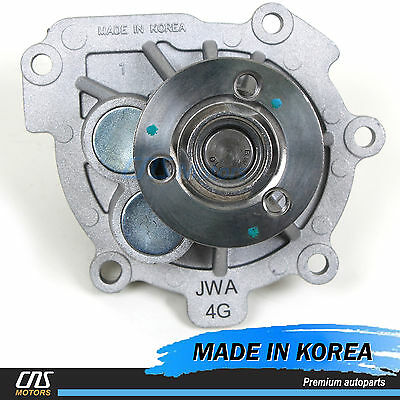 New Engine Water Pump for 2009-2014 Chevrolet Aveo Aveo5 Cruze Sonic 24405895