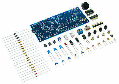 NEW DIY Geiger Counter Kit; Nuclear Radiation Detector; Arduino Compatible