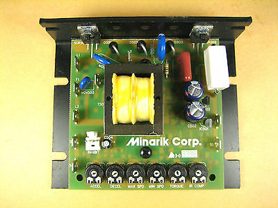 Minarik  MM21011A  1Q SCR Chassis 115V 1.5A  New in the Box
