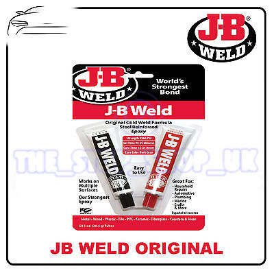Jb Weld Orginal Cold Weld Steel Reinforced Epoxy