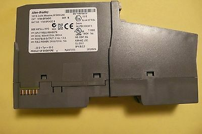 ALLEN BRADLEY POINT I/O MODULE 1734-EP24DC WITH 1734-RTB