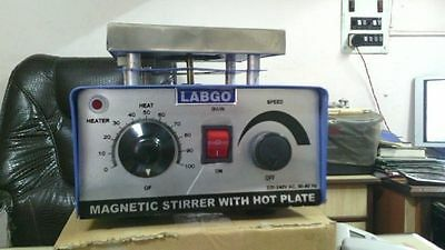 Magnetic Stirrer with hot plate FREE SHIPPING  best quality