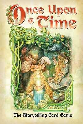 Once Upon A Time Storytelling Card Game 3rd Edition - Brand New