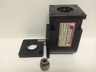 Guaranteed Bayside Precision Gearhead Ne42S-010 - W/ Pinion Gear & Adapter Plate