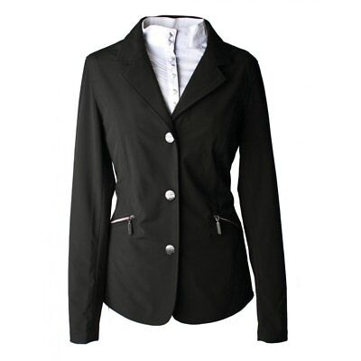 Horseware Kids Competition / Show Horse Riding Jacket Black