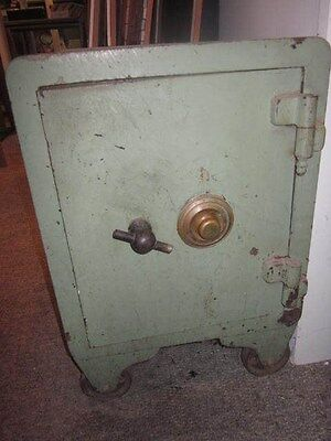 Antique safe Sargeant & Greenleaf Co- with combination code!