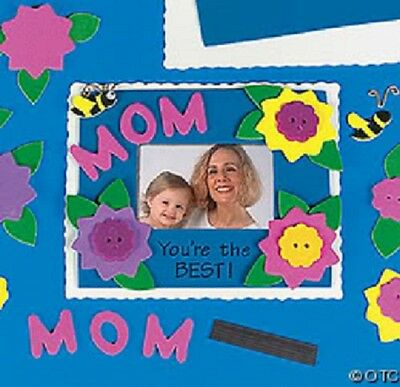 Foam Craft Kit: Mother's Day Picture Frame