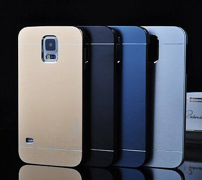 Luxury Aluminum Ultra-thin Metal Hard Case Cover For Samsung Galaxy S5 S6 Note 4
