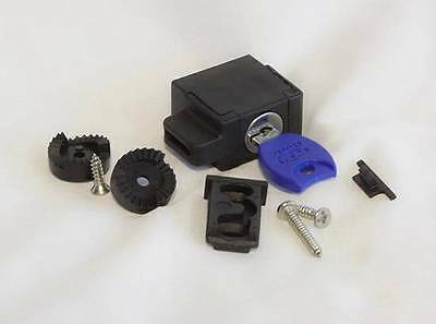 Sliding Window lock limiter fits into the top track of slider DS255 DIY new