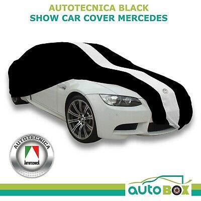 Autotecnica Indoor Show Car Cover 4.5m Black suit Mercedes AMG C36 C63 Coupe