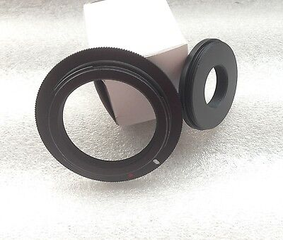 RMS adapter Microscope Objective to Canon EF EOS DSLR/SLR Camera New