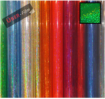 Uber-Film Roll Of Glitter Self Adhesive Vinyl Sign Making Vinyl Film Sheeting