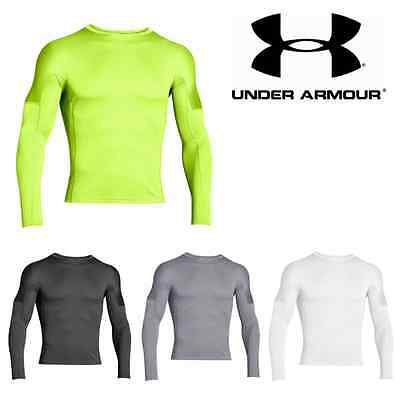Under Armour Mens UA Infrared COLDGEAR® Grid Crew Neck Base Layer - 1248123