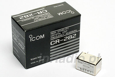 Icom Cr-282 - Original High Stability Crystal Unit - Free Delivery