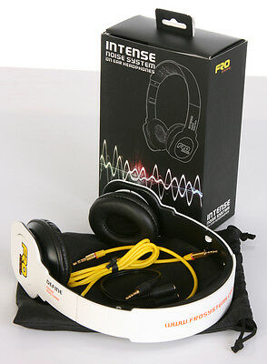 Intense Noise Music Headphones - Foldable design - Plug in to your phone, Ipad