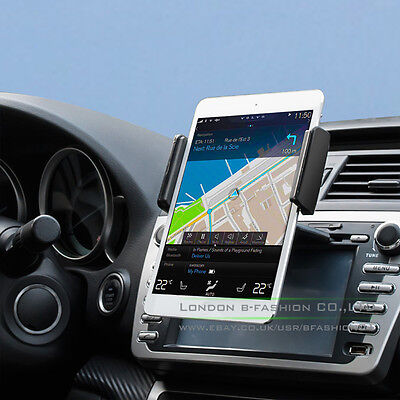 UNIVERSAL Tablet PC Car CD Slot Holder Mount Stand For iPad 2/3/4/5 - HEAVY DUTY