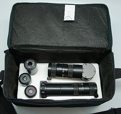 Russian Telescope Astro Kit for any M42 lenses Rubinar MTO RUBINAR MC-5CA