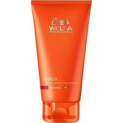 Wella Care Enrich Conditionner Cheveux Fins/Normaux 200 ML