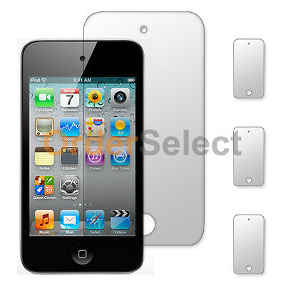 3X Ultra Clear HD LCD Screen  Protector for Apple iPod Touch 4 4th Gen 100+SOLD