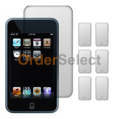 10X NEW Ultra Clear HD LCD Screen Protector for Apple iPod Touch 5th Gen HOT!