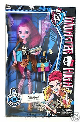 Monster High SCAREMESTER GIGI GRANT DOLL NEW IN HAND DAUGHTER OF THE GENIE