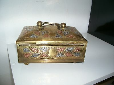 Old Eastern box