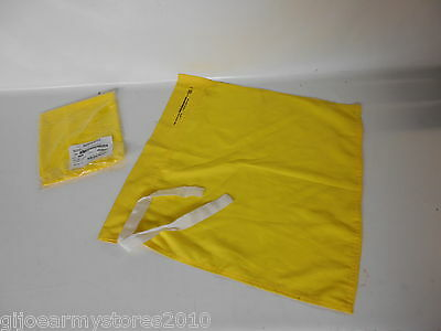 Ex British Army YELLOW Convoy Vehicle Flag Land Rover Bedford BRAND NEW