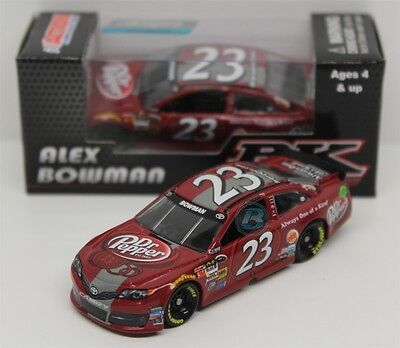 Alex Bowman 2014 ACTION 1:64 #23 Dr Pepper Toyota Camry Diecast Free Shipping