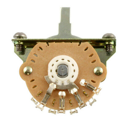 Oak-Grigsby 3-Way Telecaster Switch Lever Tele New Free Shipping