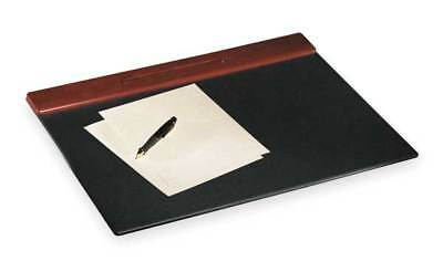 ROLODEX 23390 Desk Pad, Mahogany